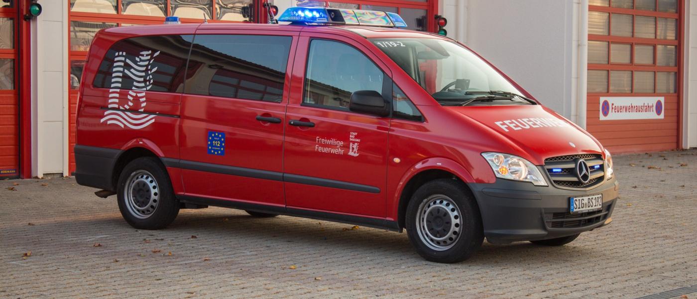 Mannschaftstransportwagen 2  -  MTW 2